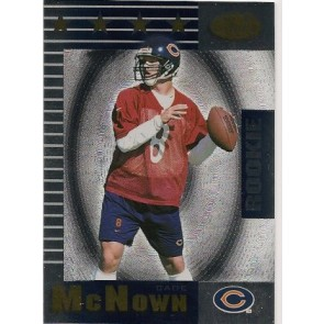 1999 Leaf Certified Cade McNown Rookie