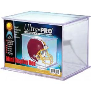 Ultra Pro Mini Helmet Display Case UV Protected