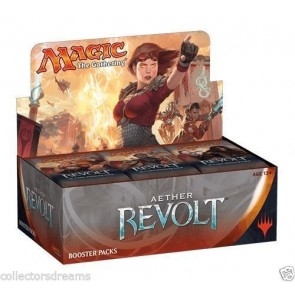 MTG Aether Revolt Booster Box - English Factory Sealed