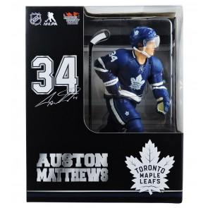 """2017 AUSTON MATTHEWS 12"""" Action Figure - Toronto Maple Leafs IN STOCK ROOKIE 2350 PRODUCED"""