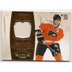 2010-11 Panini Dominion Chris Pronger Game Jersey  32/99