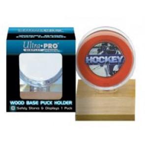 Ultra Pro Light Wood Puck Holder (5 Lot)