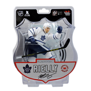 "2016-17 MORGAN RIELLY Signature Series 6"" Action Figure"