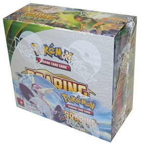 Pokemon XY Roaring Skies Booster Box [36 Booster Packs]
