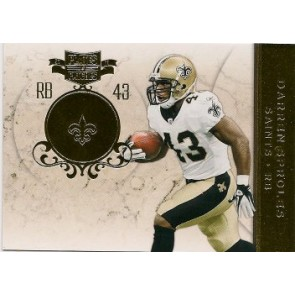 2011 Panini Plates & Patches Darren Sproles Base Single Gold19/50