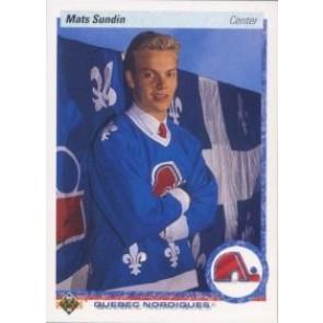 1990-91 Upper Deck Mats Sundin Rookie Card