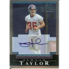 2006 Bowman Chrome Jamaar Taylor Rookie Autograph