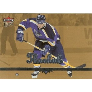 2004-05 Fleer Ultra Keith Tkachuk Gold Medallion