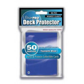 Ultra Pro Deck Protectors Tsunami Blue (3 Lot)