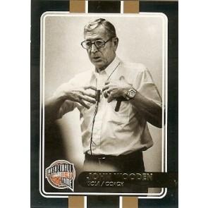 2010-11 Panini Hall of Fame John Wooden Base 109/199
