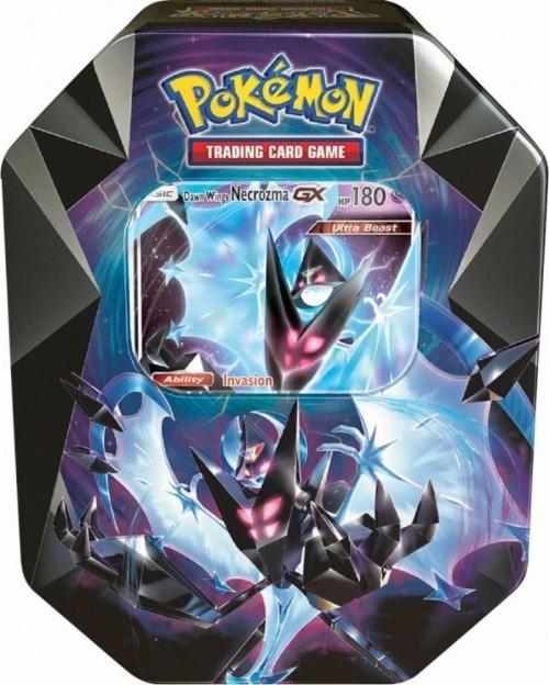 Pokemon TCG Dawn Wing Necrozma EX Collectors Spring Tin Card Game