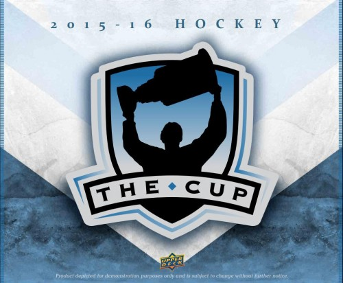 2015-16 Upper Deck The Cup Hobby Box - McDavid?
