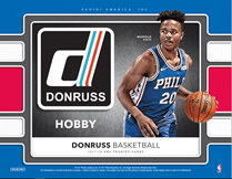 2017-18 Panini Donruss Basketball Hobby Box - Preorder