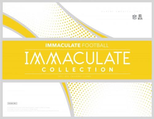 2017 Panini Immaculate Football Hobby Box