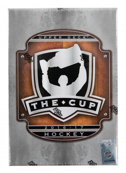 2016-17 Upper Deck The Cup Hobby Box