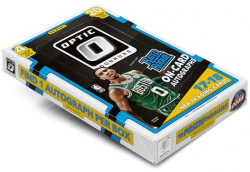 2017-18 Panini Donruss Optic Basketball Hobby Box