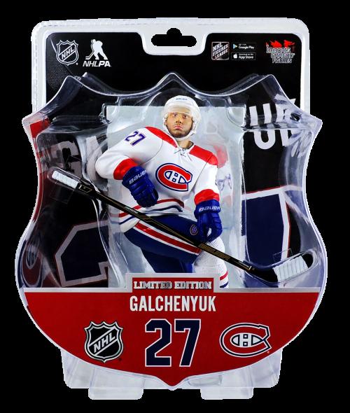 "2017 ALEX GALCHENYUK  6"" Action Figure - Montreal Canadiens"