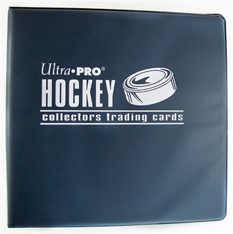 "Ultra Pro 3"" Hockey Binder Blue"