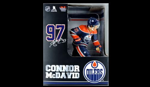 "2017 CONNOR McDAVID 12"" Action Figure - Edmonton Oilers IN STOCK"