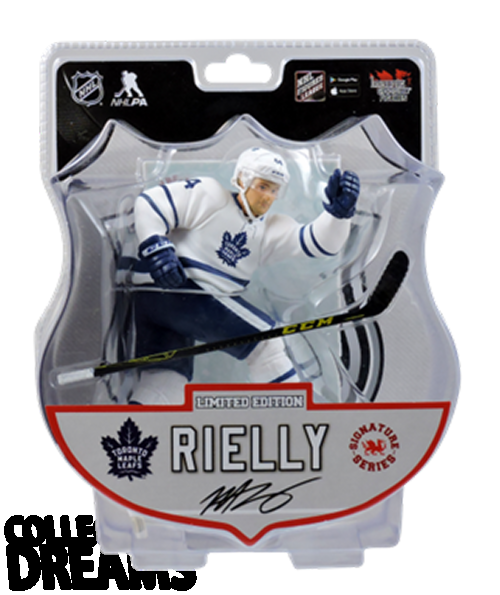 """2016-17 MORGAN RIELLY Signature Series 6"""" Action Figure"""