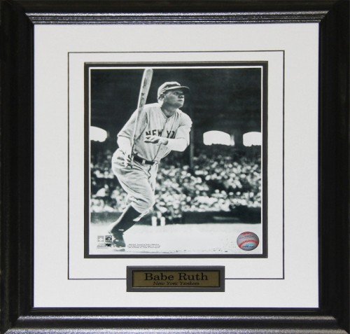 Babe Ruth New York Yankees 8x10 frame - Baseball - Memorabilia ...