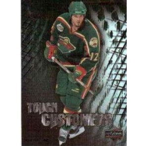 2003-04 Upper Deck Matt Johnson Tough Customers