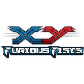 Pokemon XY Furius Fists Booster Box