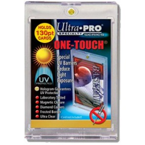 "Ultra Pro 3""x5"" Magnetic 1 Touch 130 pt (25 Lot)"