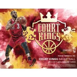2016-17 Panini Court KIngs Basketball