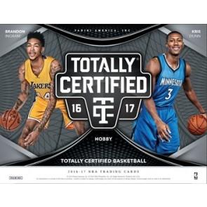 2016-17 Panini Totally Certified Basketball