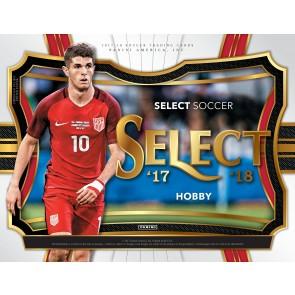 2017 Panini Select Soccer Hobby Box
