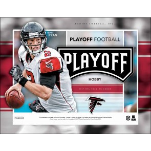 2017 Panini Playoff Football Box