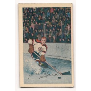 1952-53 Parkhurst  Cal Gardner Single
