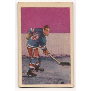 1952-53 Parkhurst  Edgar Laprade Single