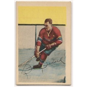 "1952-53 Parkhurst  Emile ""Butch"" Bouchard  Single"