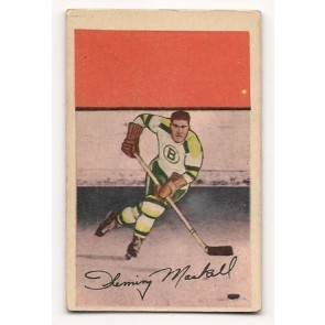 1952-53 Parkhurst  Fleming Mackell Single