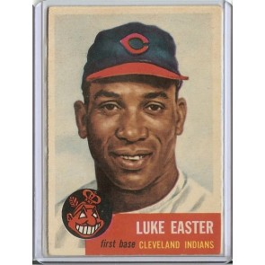 1953 Topps Luke Easter Single
