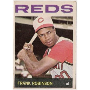 1964 Topps Frank Robinson Single Condition Good