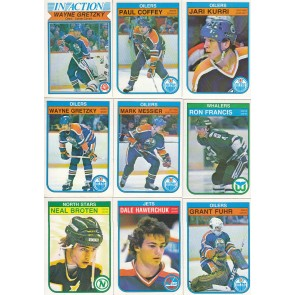 1982-83 O-Pee-Chee Set NM-MT Condition