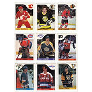1985-86 O-Pee-Chee Set NM-MT Condition