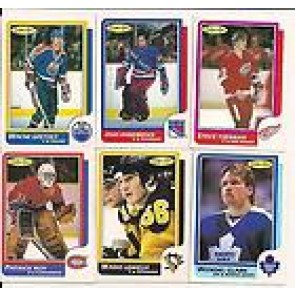 1986-87 O-Pee-Chee Set NM-MT Condition
