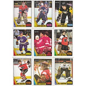 1987-88 O-Pee-Chee Set NM-MT Condition