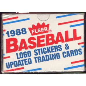 1988 Fleer Update Factory Set
