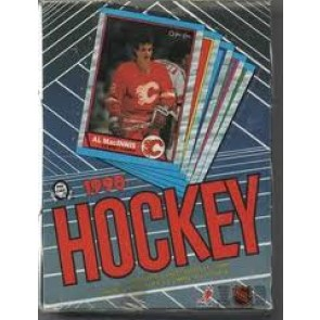 1989-90 O-Pee-Chee Hockey Box