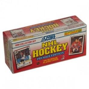 1990-91 Score Canadian Hockey Set
