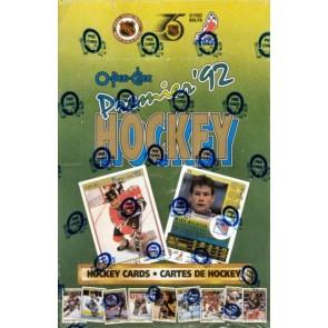 1991-92 OPC Premier Hobby