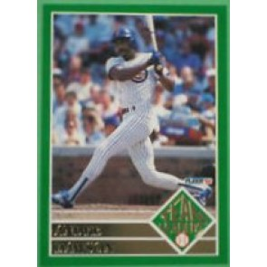 1992 Fleer Andre Dawson Team Leaders SP