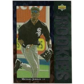 1993-94 Upper Deck Michael Jordan Baseball Star Rookie