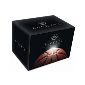 2019 UPPER DECK AUTHENTICATED BUCKETS AUTOGRAPHED BASKETBALL BOX