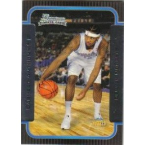 2003-04 Bowman Carmelo Anthony Rookie